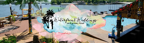 Waterfront Weddings at Lake of the Ozarks